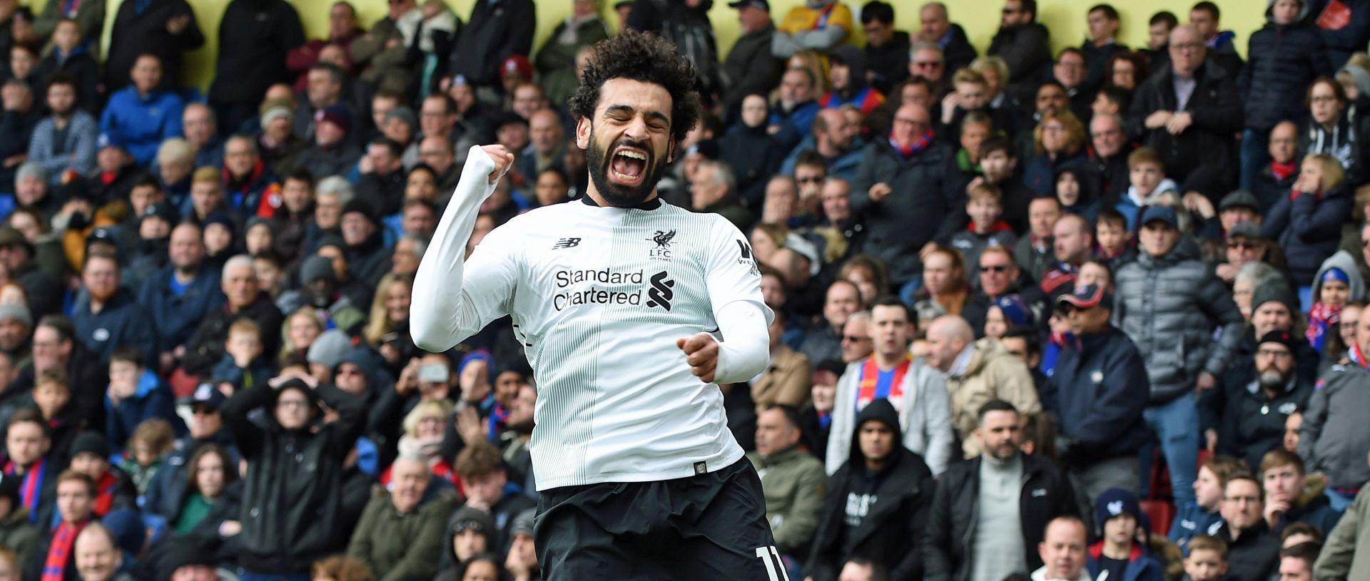Salah proglašen najboljim nogometašem sezone
