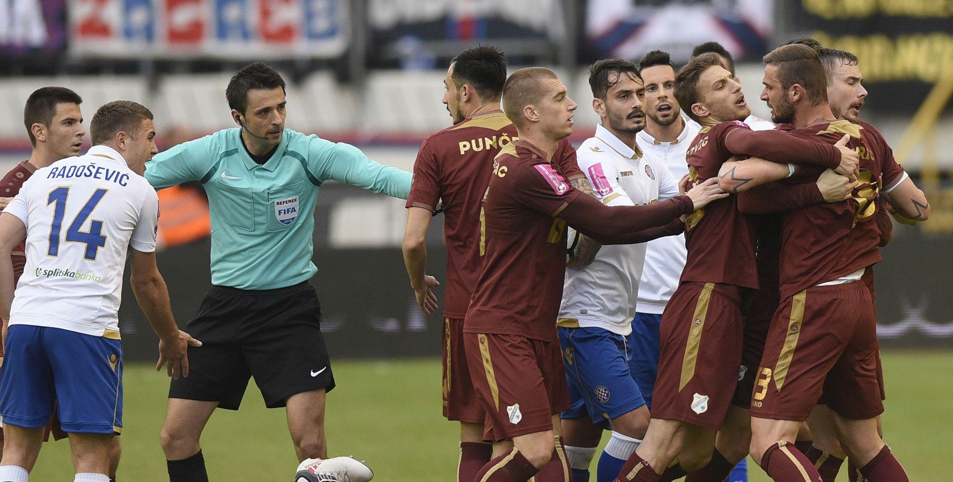 Hajduk i Rijeka podijelili bodove