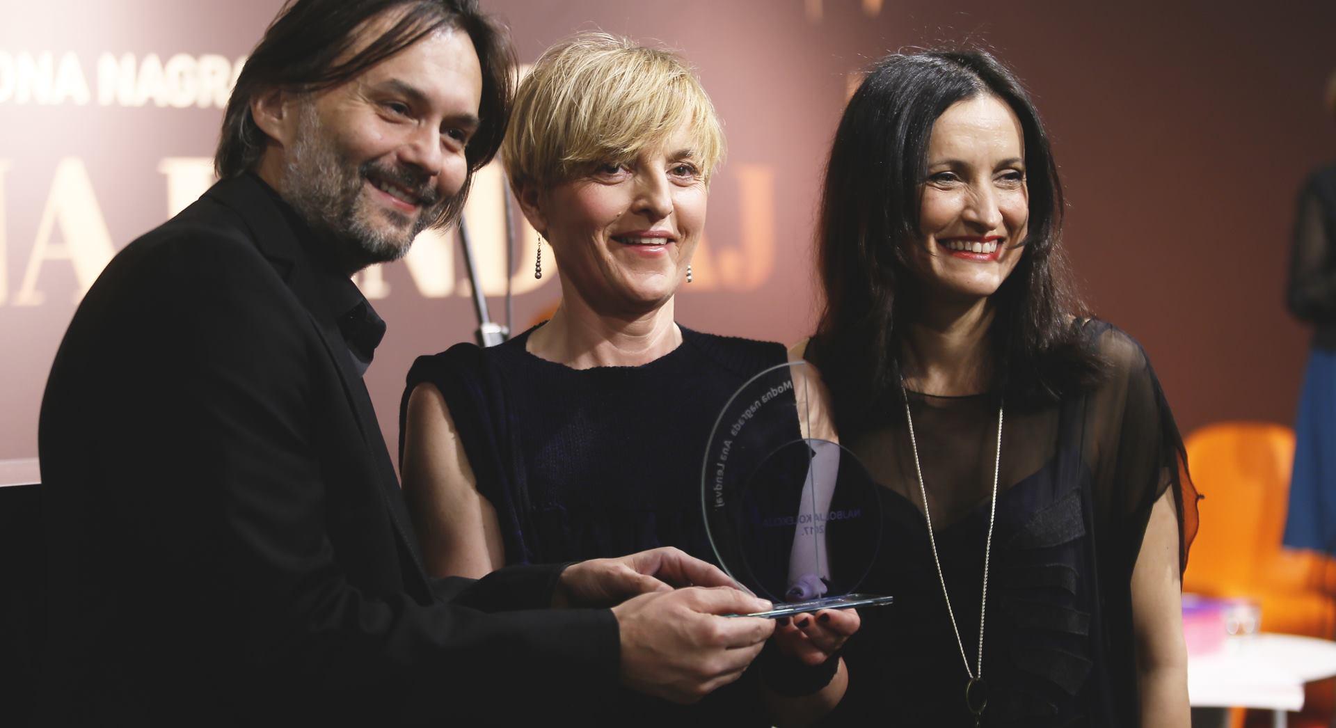 FOTO: Studio I-GLE dobitnice prve modne nagrade Ane Lendvaj