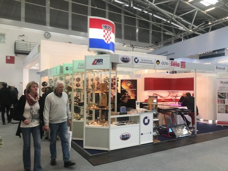 Hrvatski obrtnici na Međunarodnom obrtničkom sajmu IHM 2018 u Münchenu