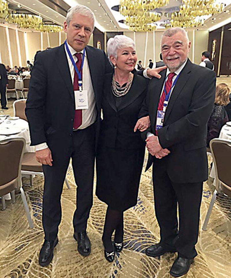 Mesić, Josipović, Bebić i Jadranka Kosor zajedno u Azerbajdžanu