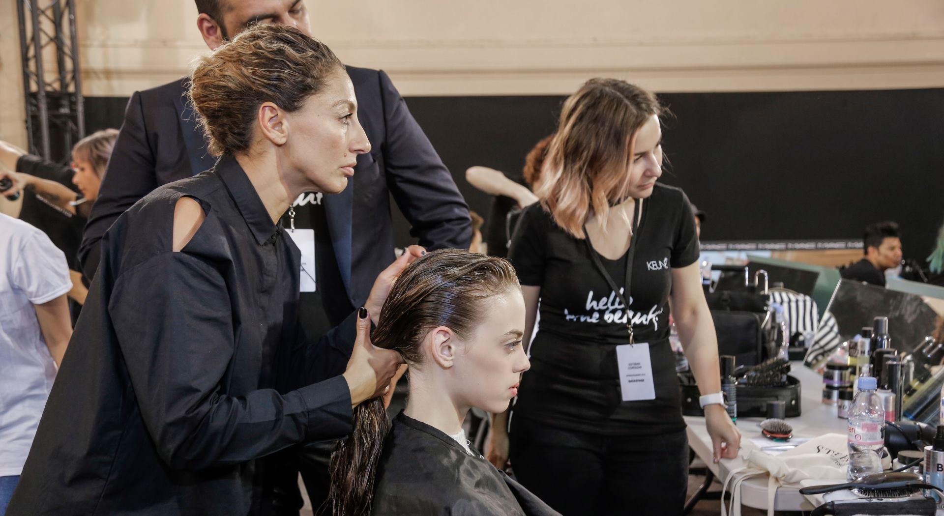 VIDEO: Ilham Mestour je najveća zvijezda Hairstyle News festivala 2018