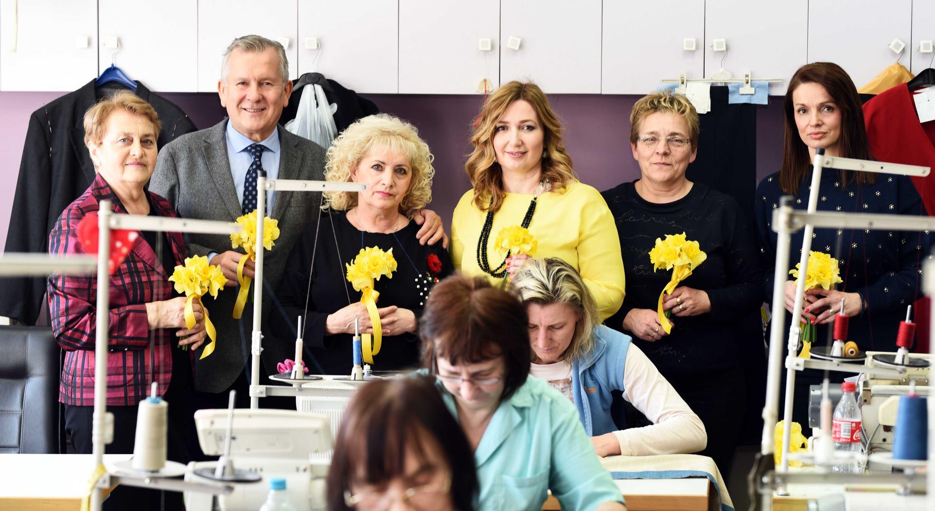 Mobilni mamograf posjetio udrugu Kamensko u sklopu kampanje #BudiNARCISa