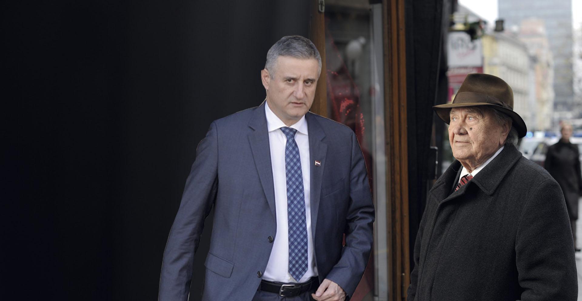 Zašto Karamarko nije dokazao da ga je Manolić oklevetao