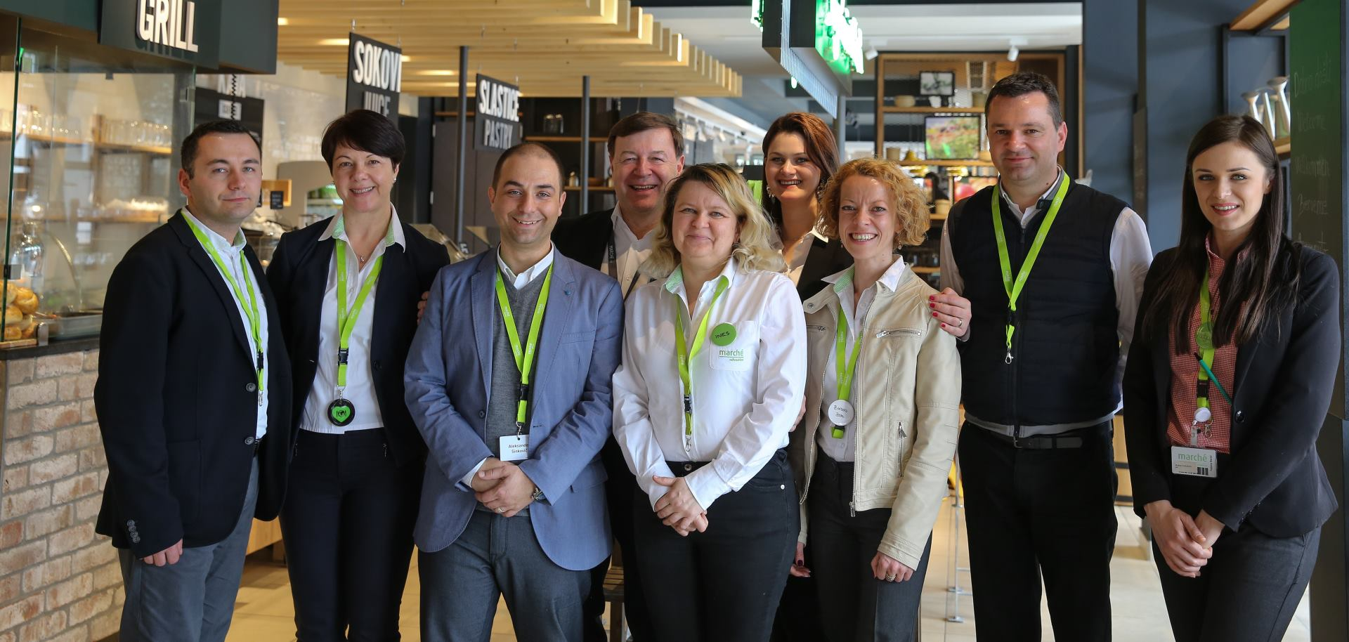 FOTO: Prvi restoran Marché Mövenpick na autocesti A6 smjer Rijeka- Zagreb