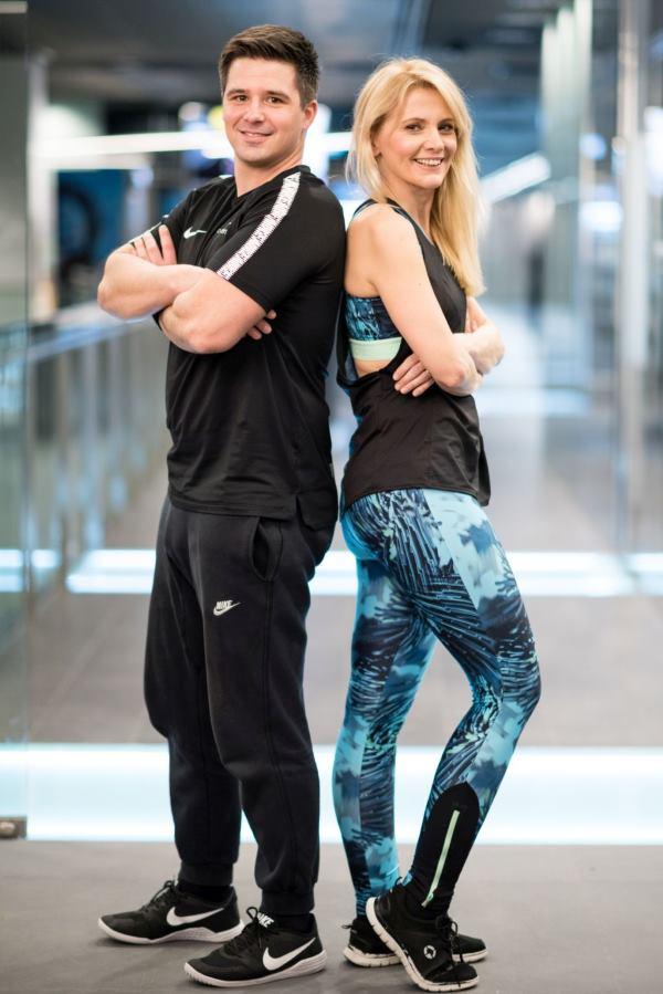 Aktivna Hrvatska i Barbara Nola predstavljaju vježbe za ubložavanje bolova u donjem dijelu leđa