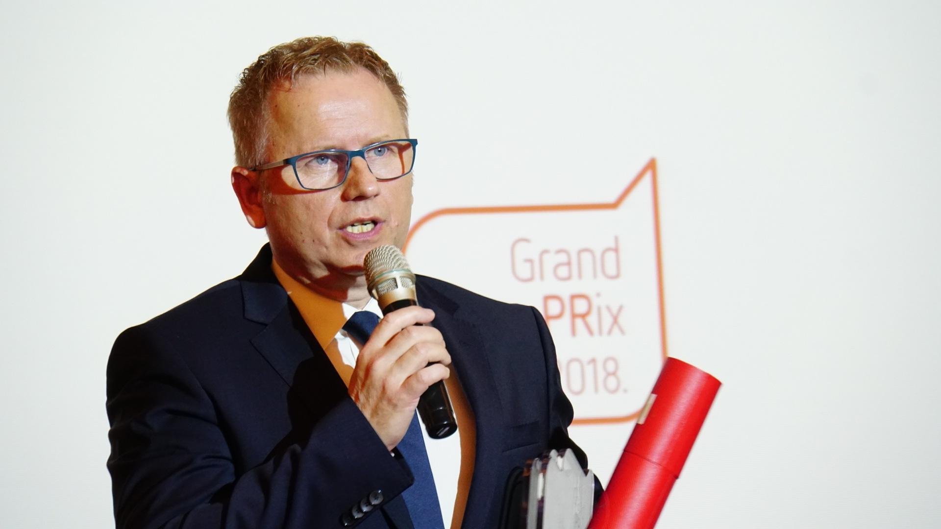 Mario Petrović dobitnik je nagrade HUOJ-a za razvoj struke odnosa s javnošću