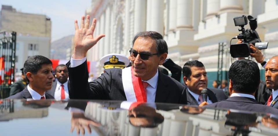 VIDEO: Martin Vizcarra je novi predsjednik Perua