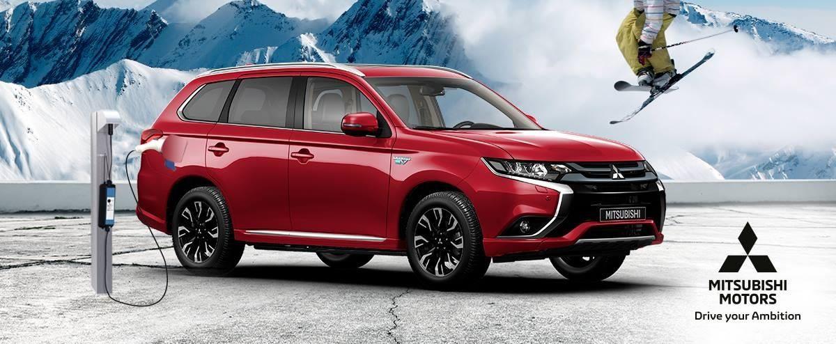 Neki od patentiranih sustava unutar modela Mitsubishi Outlander PHEV 2018