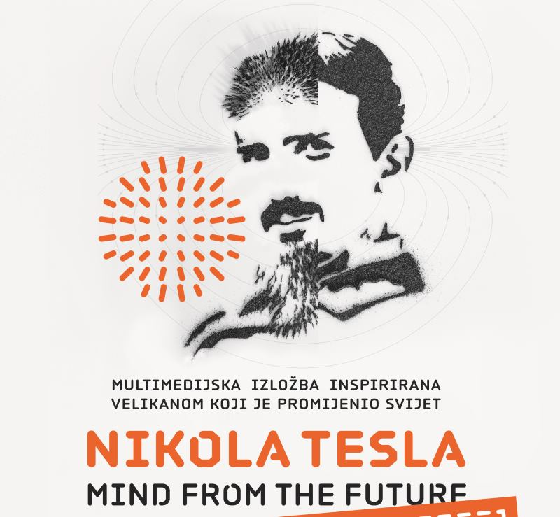 Izložba 'Nikola Tesla – Mind from the Future' produljena do 02. travnja
