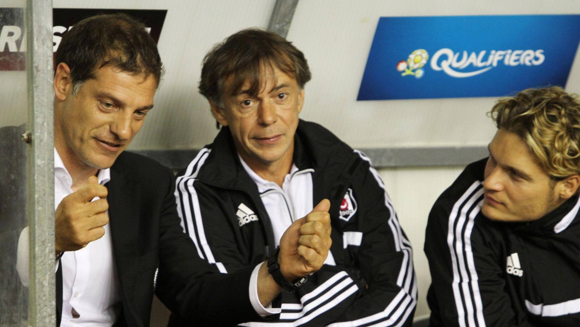 Nikola Jurčević novi trener Dinama