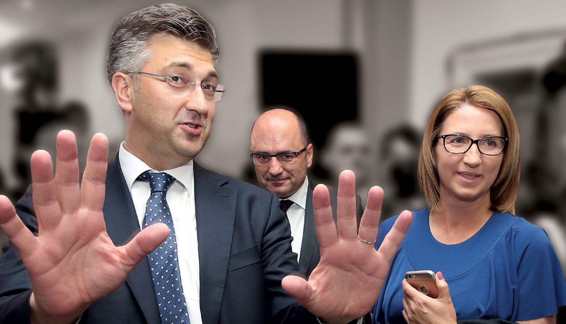 EKSKLUZIVNO Kako je pokrenut plan za rušenje Plenkovića