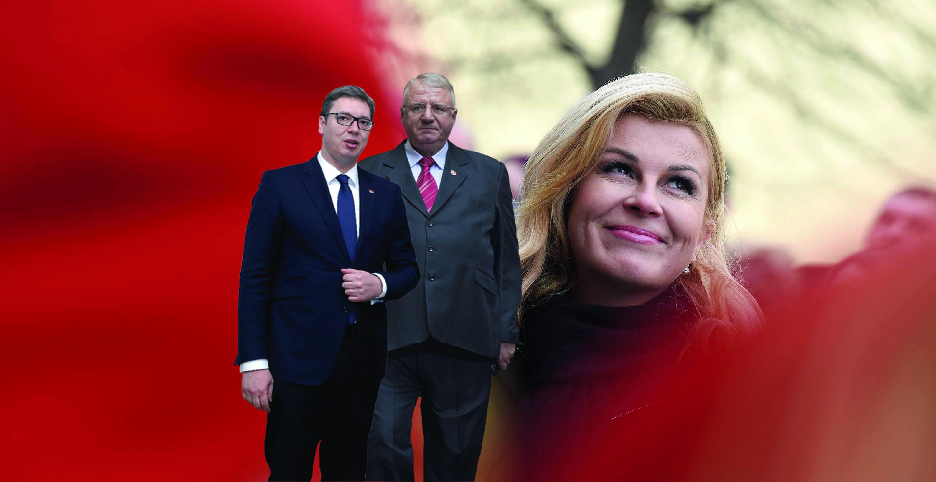 EKSKLUZIVNO Kako Šešelj želi kompromitirati hrvatsku predsjednicu