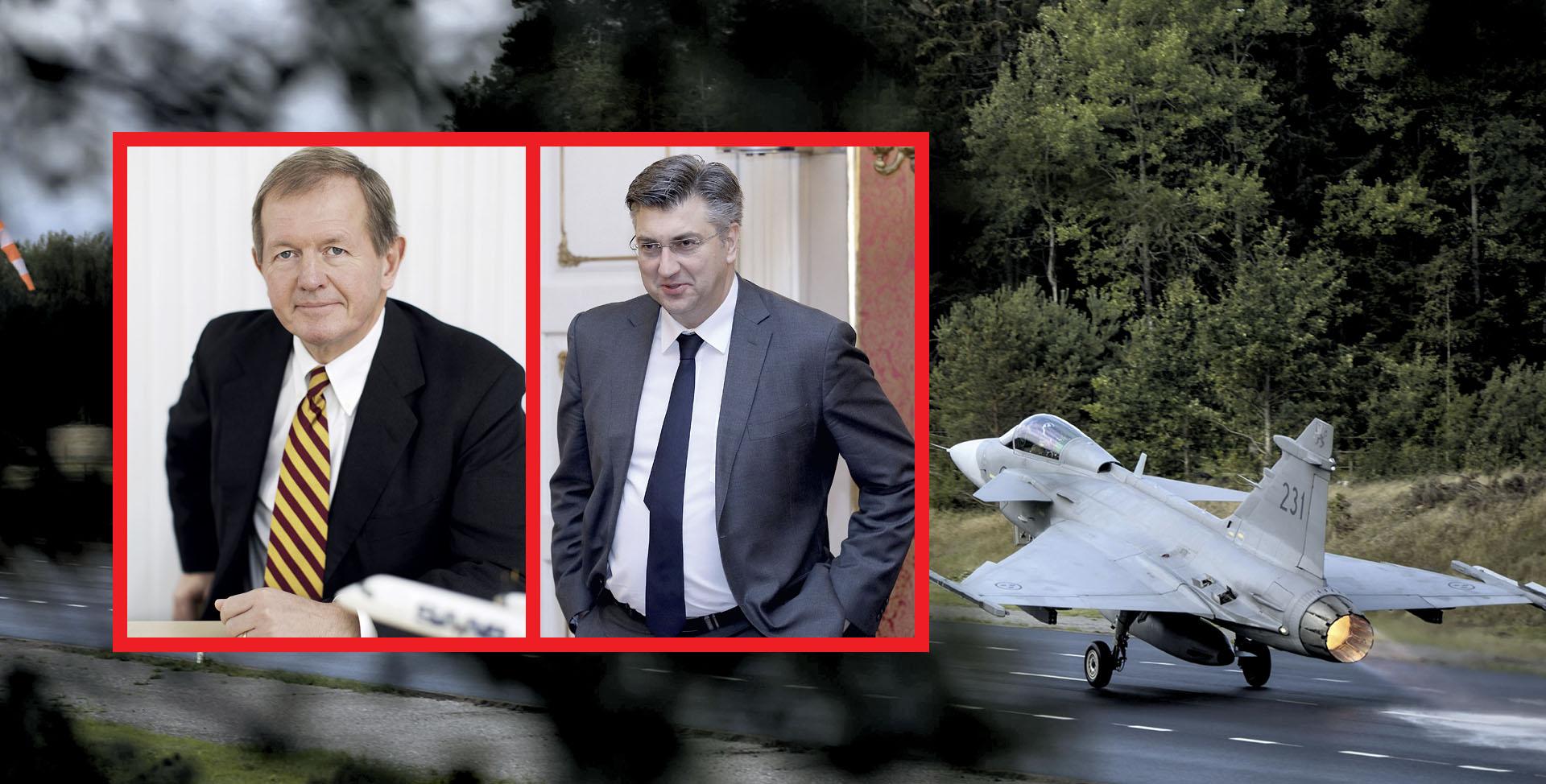 Šveđani ne odustaju od prodaje Gripena