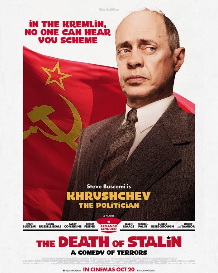 Steve Buscemi priča o snimanju filma 'Smrt Staljina'