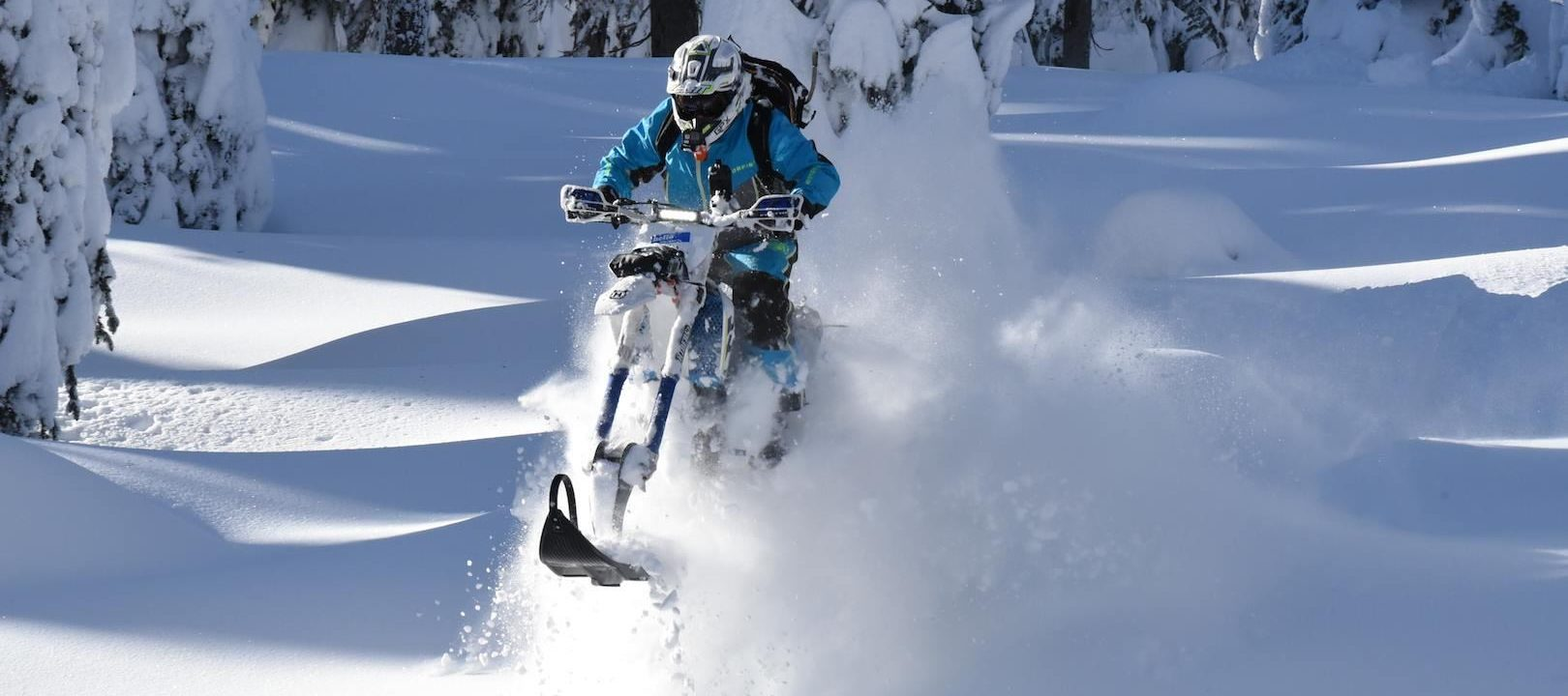 VIDEO: Luda zabava na Snowbike Gatheringu 2018