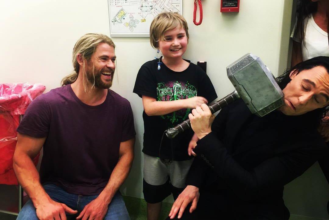 VIDEO: Marvel je bio zabrinut za uspješnost uloge Thora