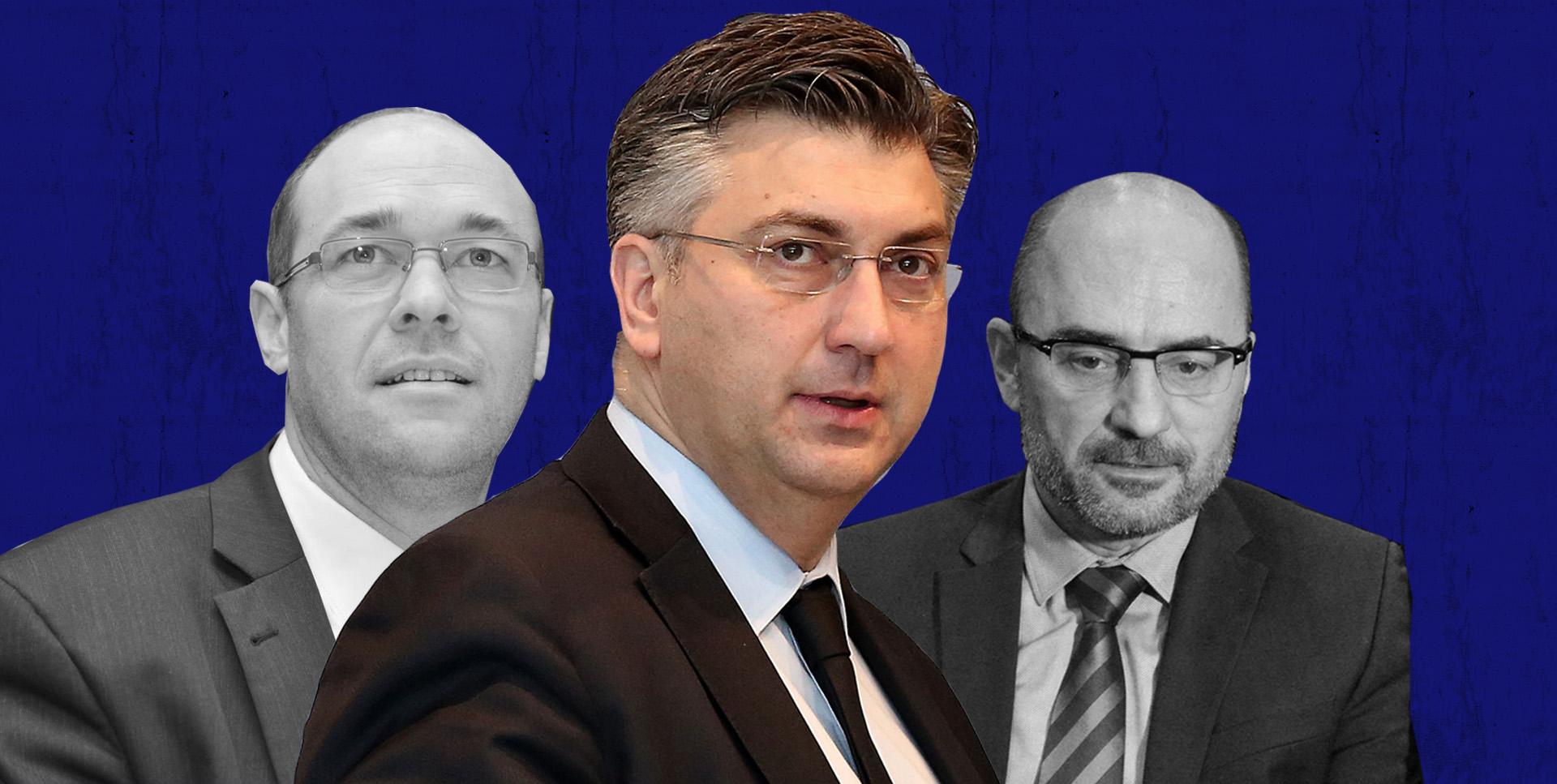 Slijedi li Plenkovićev obračun s Brkićem i Stierom?