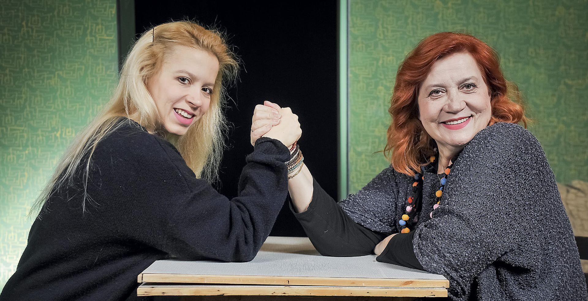 Glumački obračun majke i kćeri na pozornici