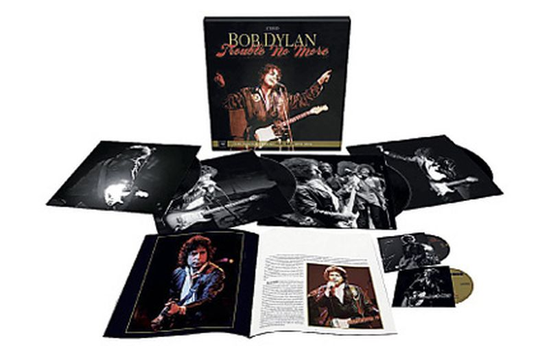 Dylanov kršćanski zanos na osam CD-a
