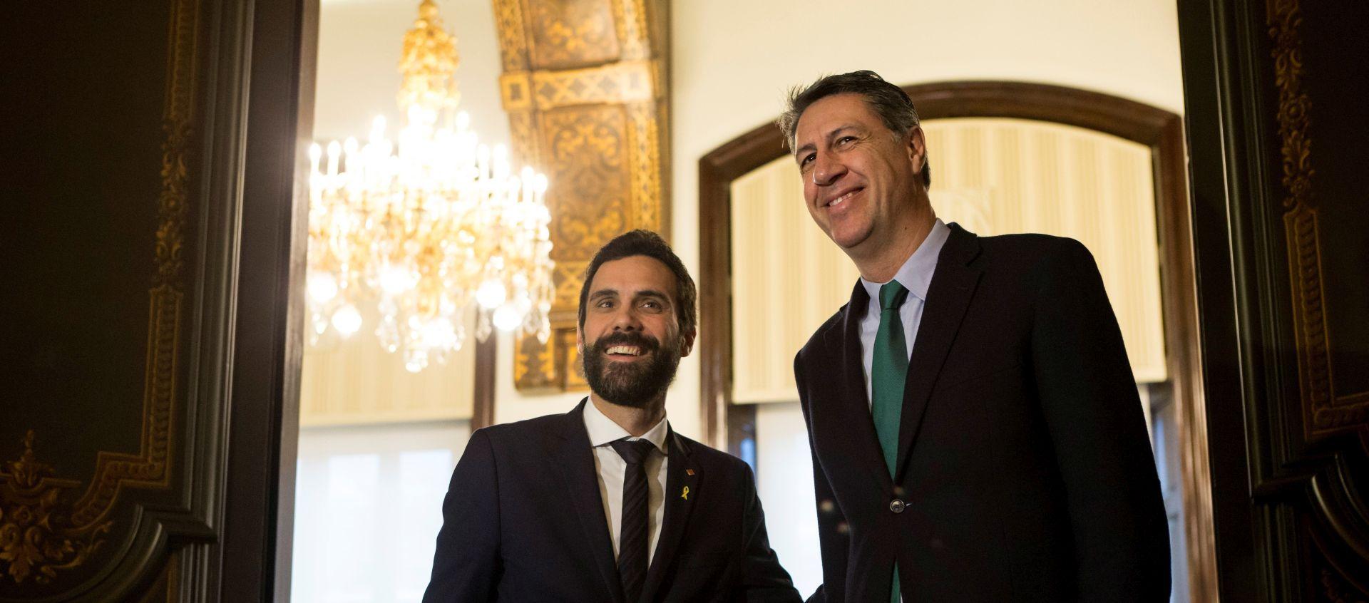 Sudac odbio pustiti iz pritvora kandidata za predsjednika Katalonije