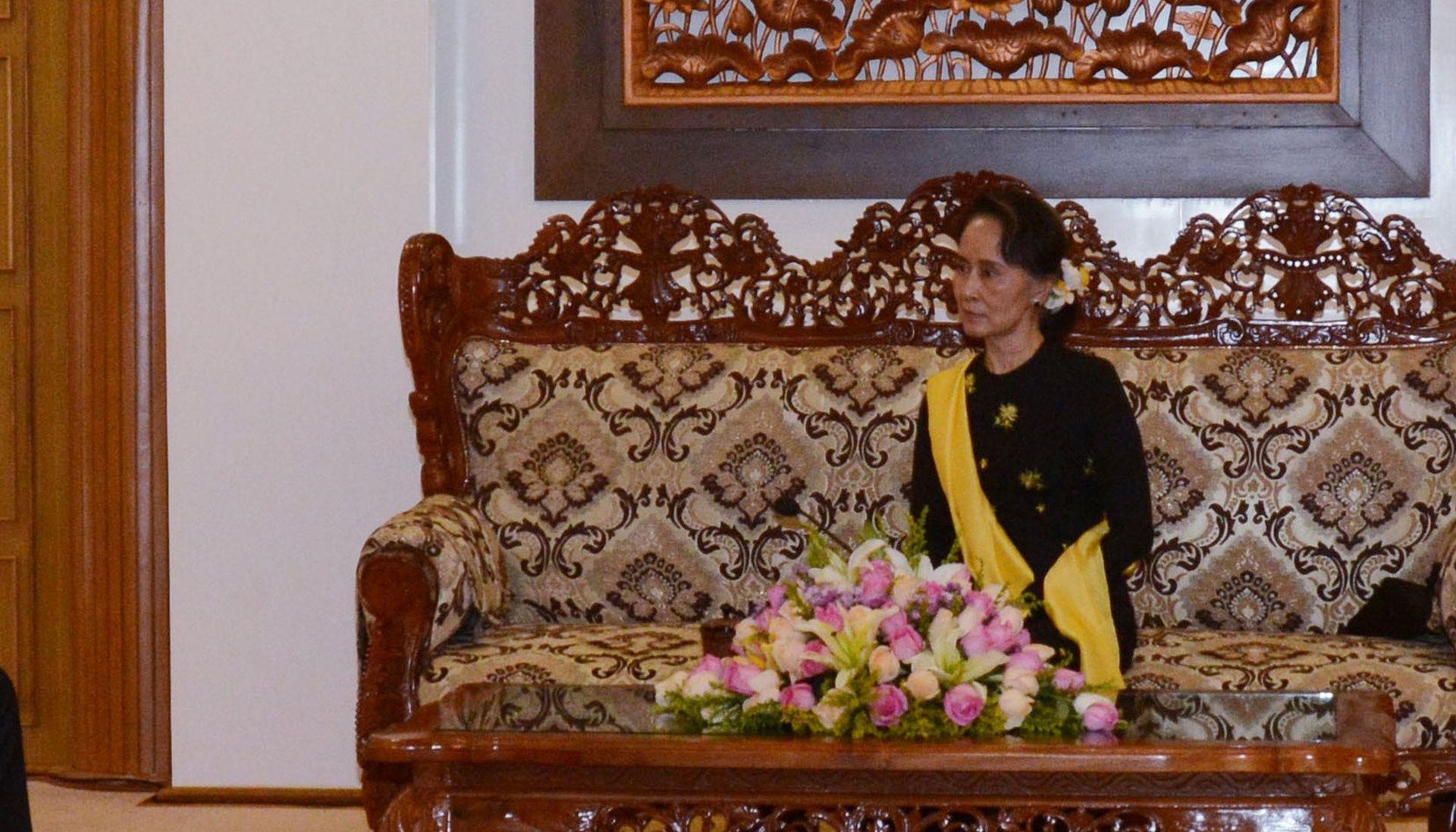 AMERIČKI MUZEJ HOLOKAUSTA Oduzeta nagrada Auung San Suu Kyi