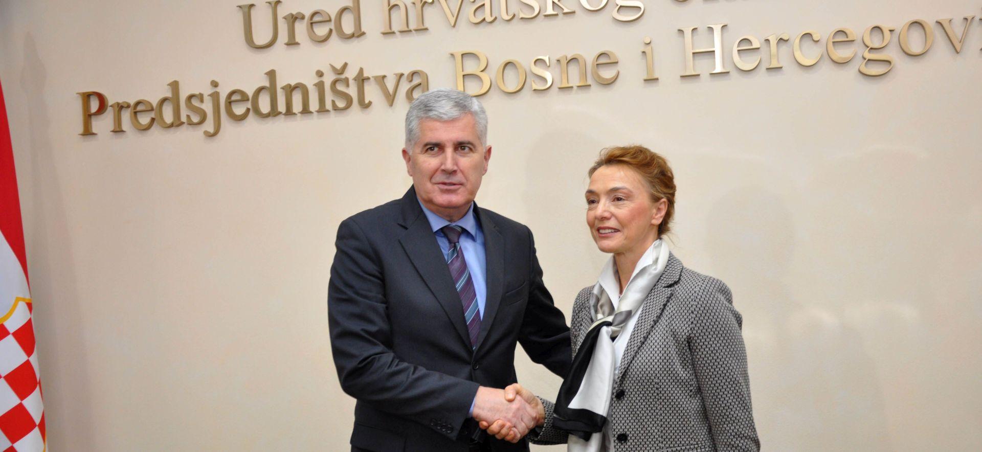 BURIĆ: Izbor legitimnih predstavnika ključ opstojnosti bosanskohercegovačkih Hrvata