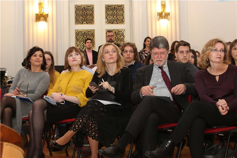 """""""Žene najzastupljenije u vijestima o ljepoti i estradi"""""""