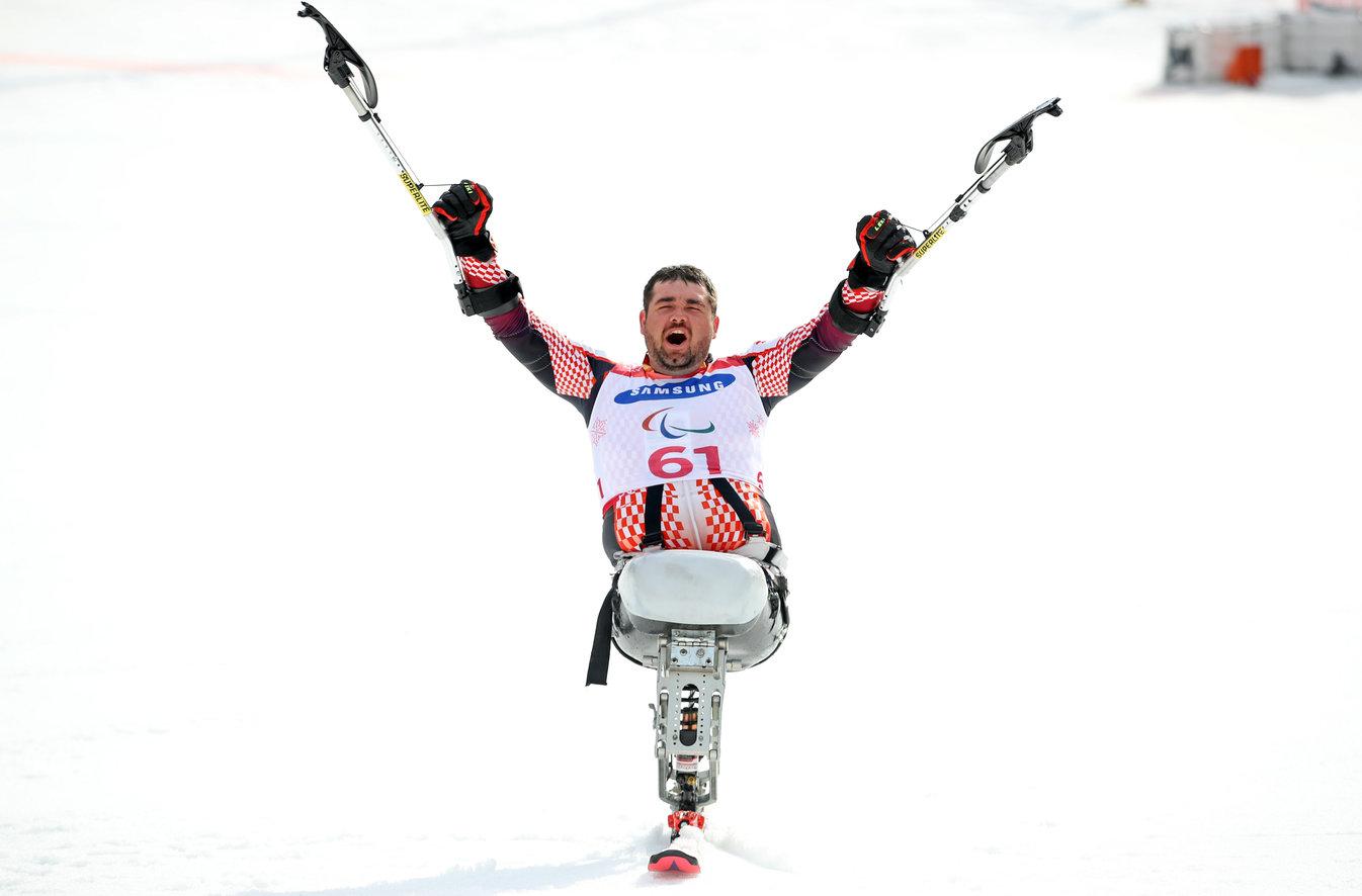 ZPOI: Dino Sokolović zlatni u slalomu