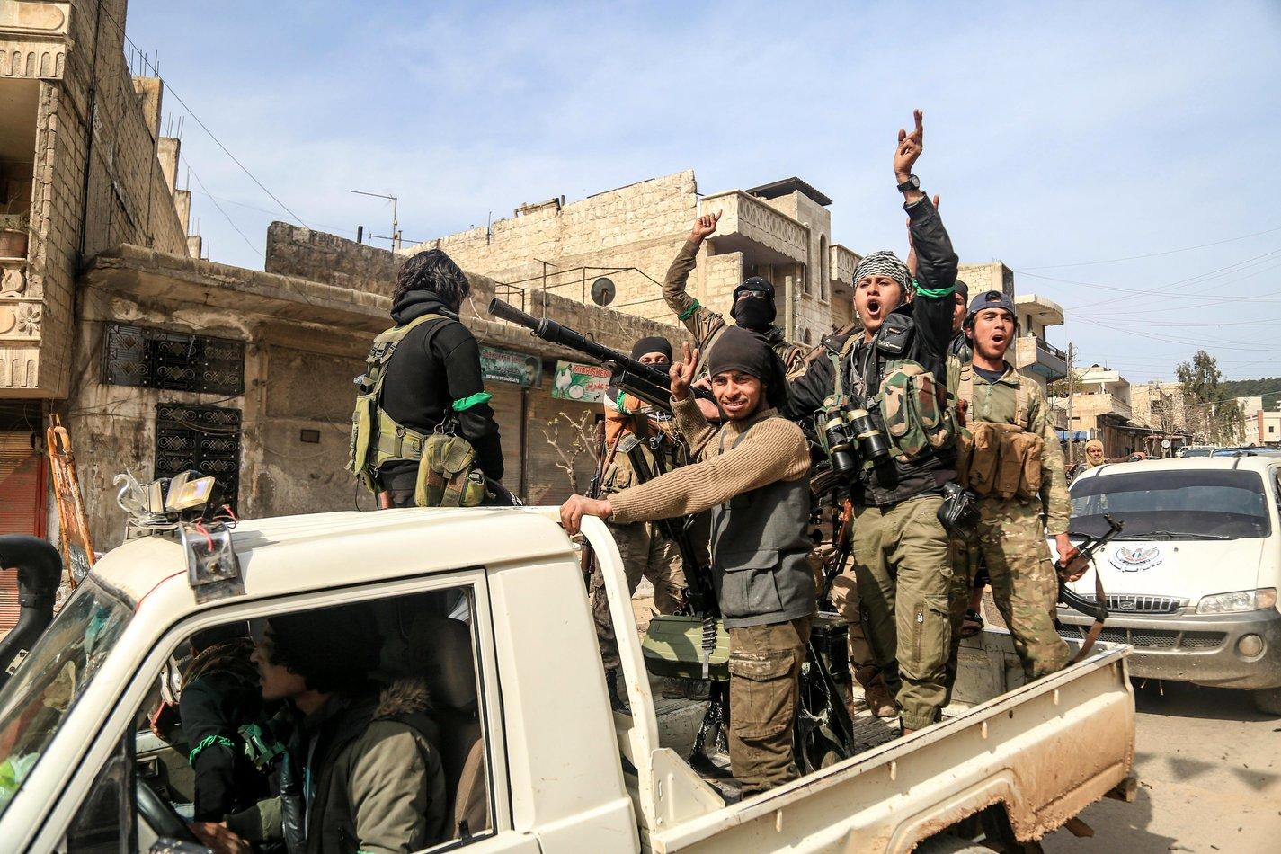 Kurdi prelaze u gerilsku borbu protiv Turske u Siriji