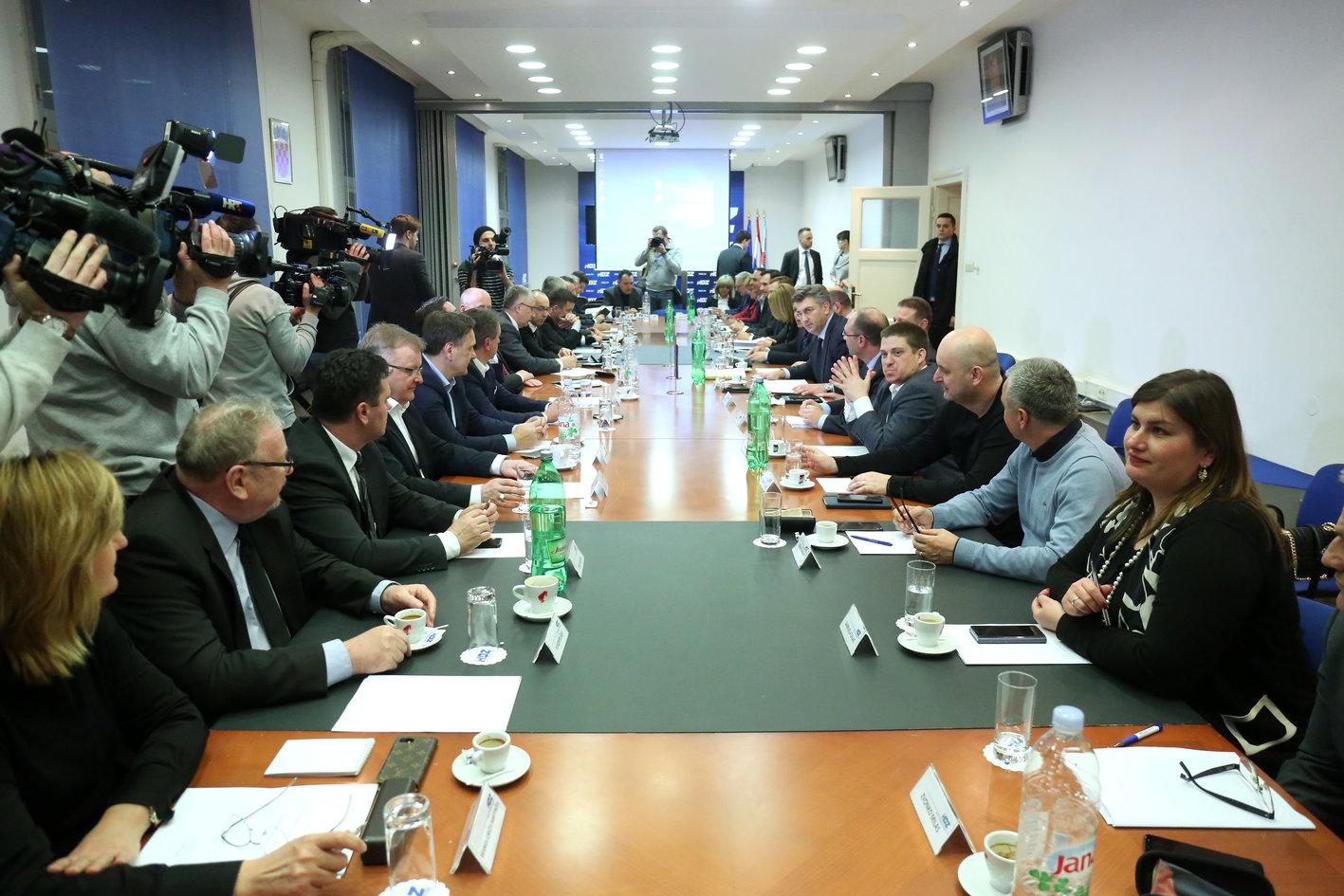 Predsjedništvo HDZ-a uvjerljivo podržalo ratifikaciju Istanbulske konvencije