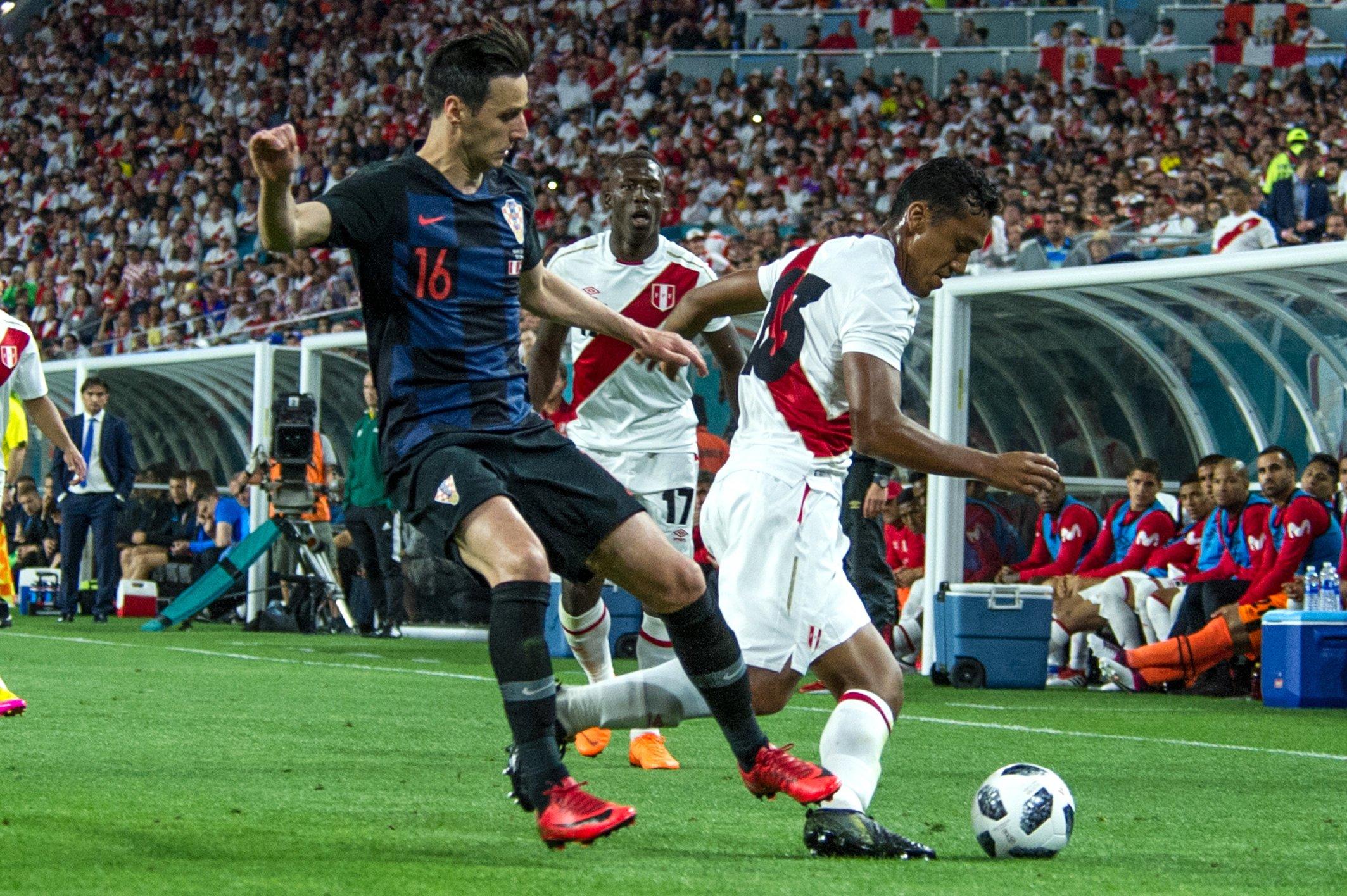 Hrvatska – Peru 0-2