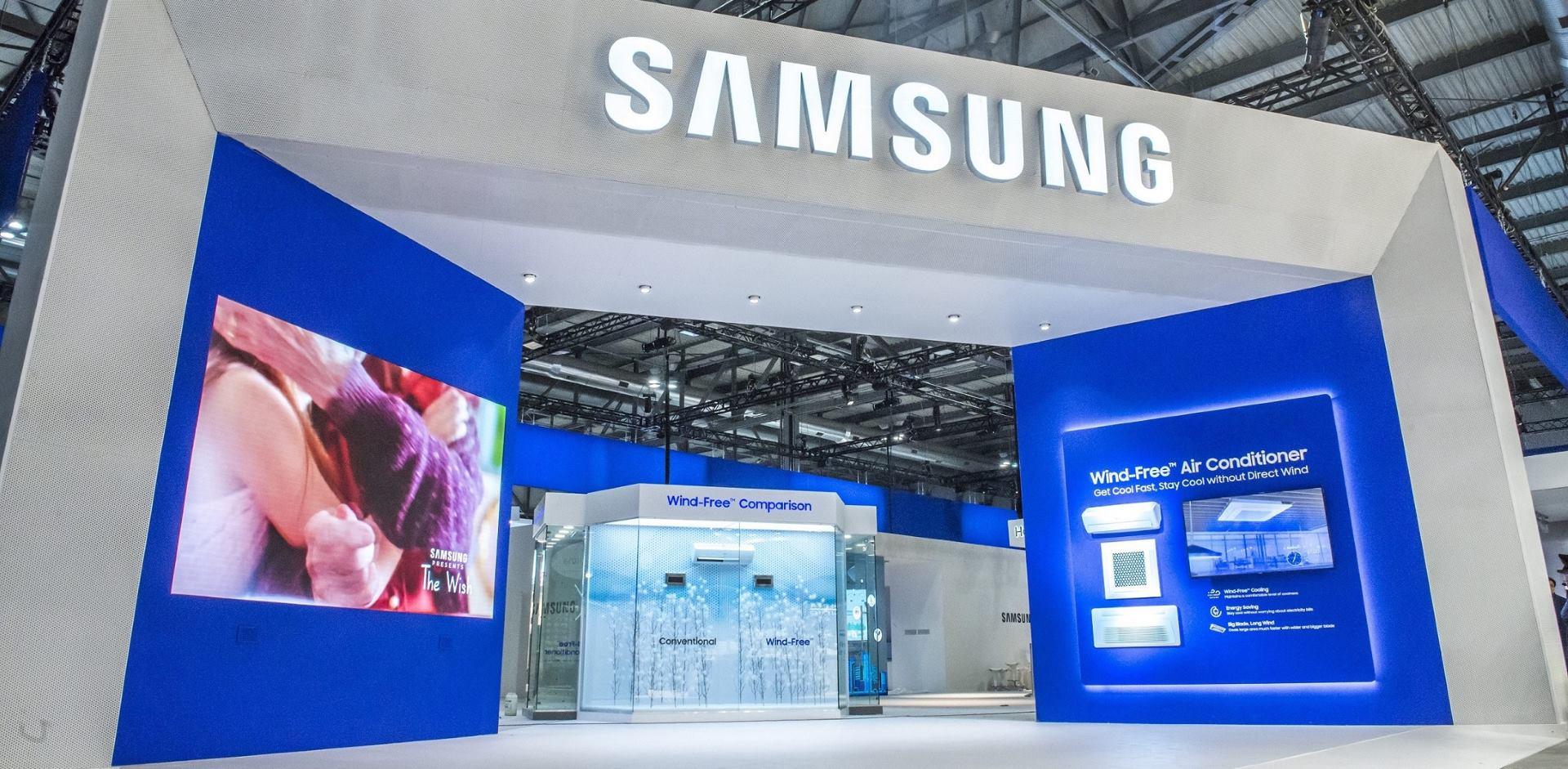 Samsung Electronics se predstavio na najvećoj svjetskoj HVAC izložbi