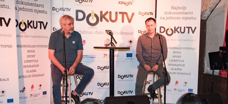FOTO: Party povodom pokretanja kanala 'DokuTV – odabrao Đelo Hadžiselimović'