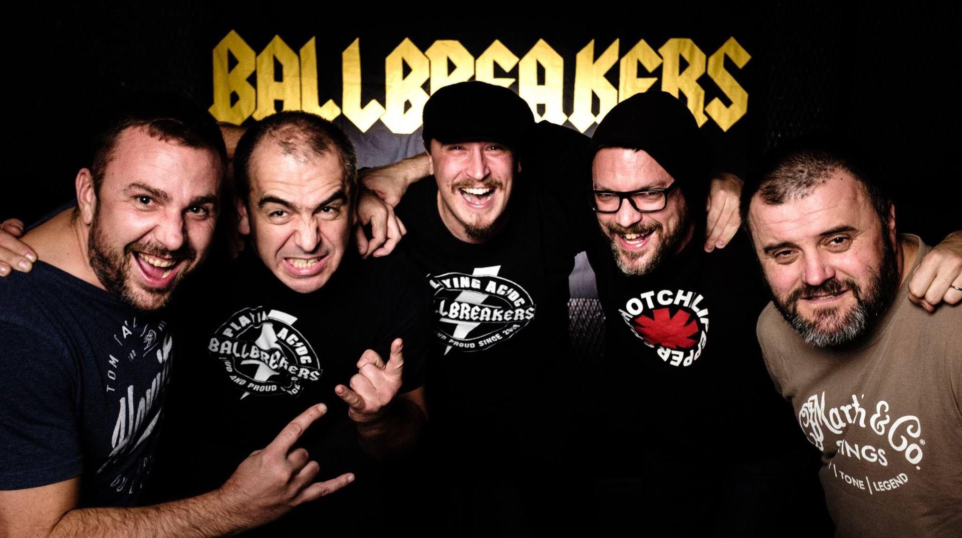 Ballbreakers slave deset godina postojanja na hard-rock sceni