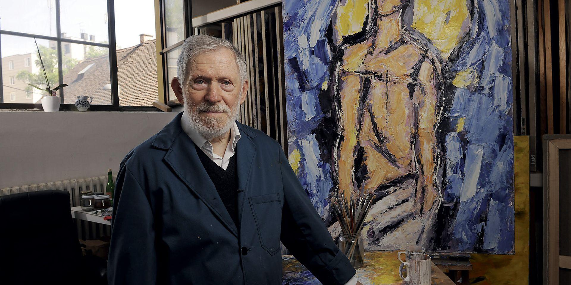 'Moj horizont je snažno slikarstvo. Gorgona bi mi bila preskučena'