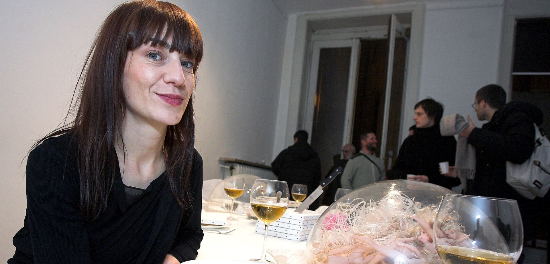 "Izložba ""Sweet dreams"" Pauline Jazvić u MSU"