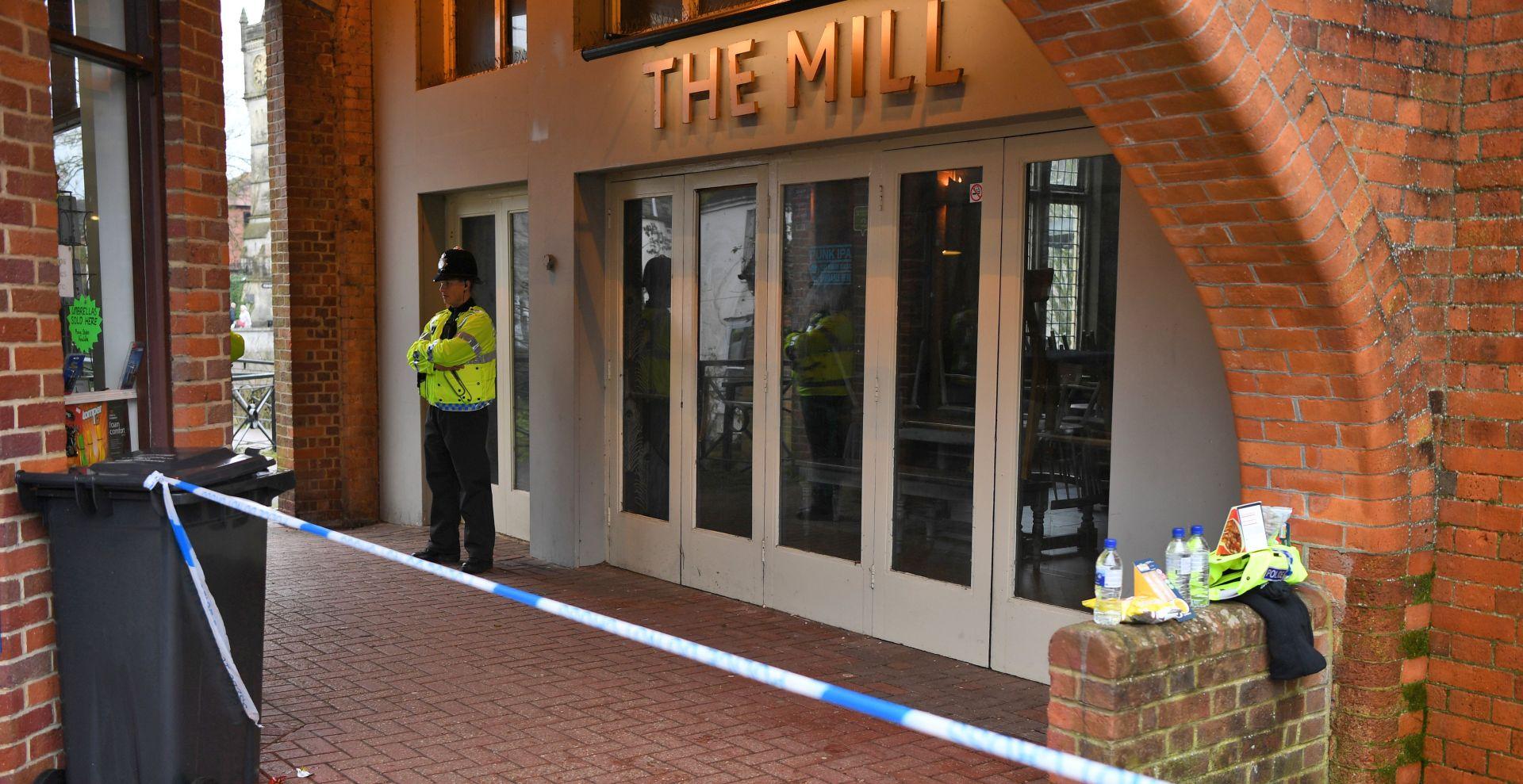 Julija Skripal otpuštena iz britanske bolnice