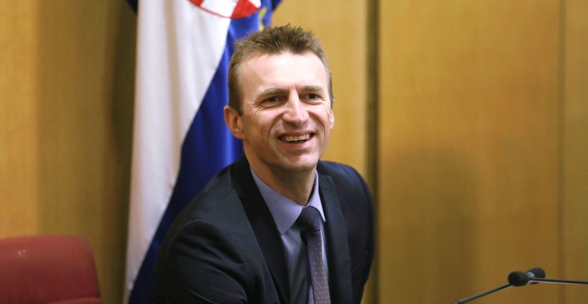 Glunčić uputio molbu za razrješenje s dužnosti državnog tajnika