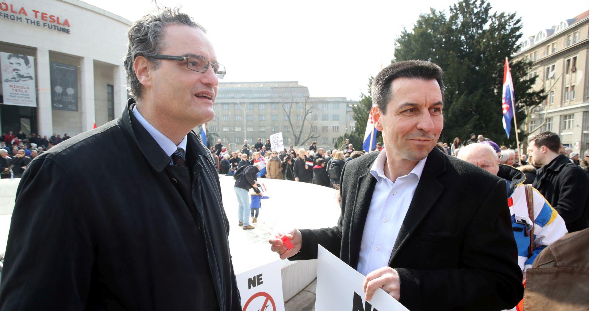 'Plenković ne vjeruje da RH može suvereno funkcionirati'