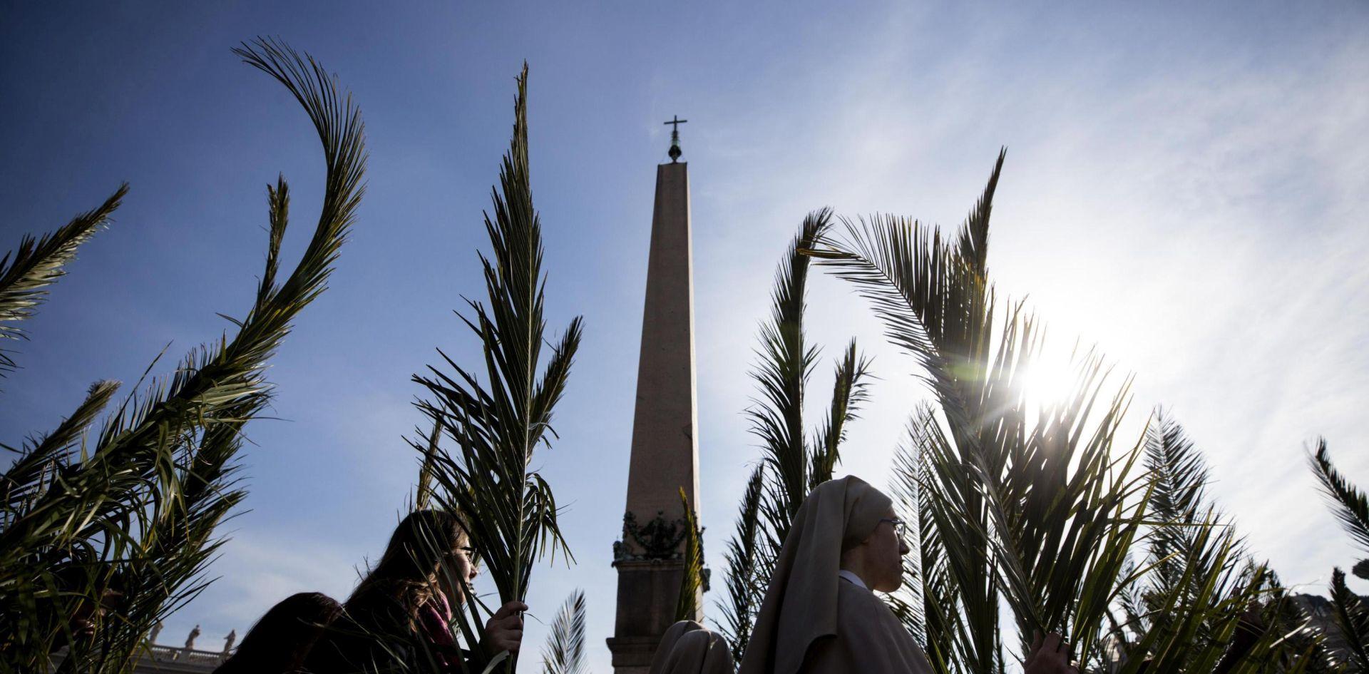 Papa Franjo slavit će u podne misu na Uskrs i udijeliti blagoslov svijetu