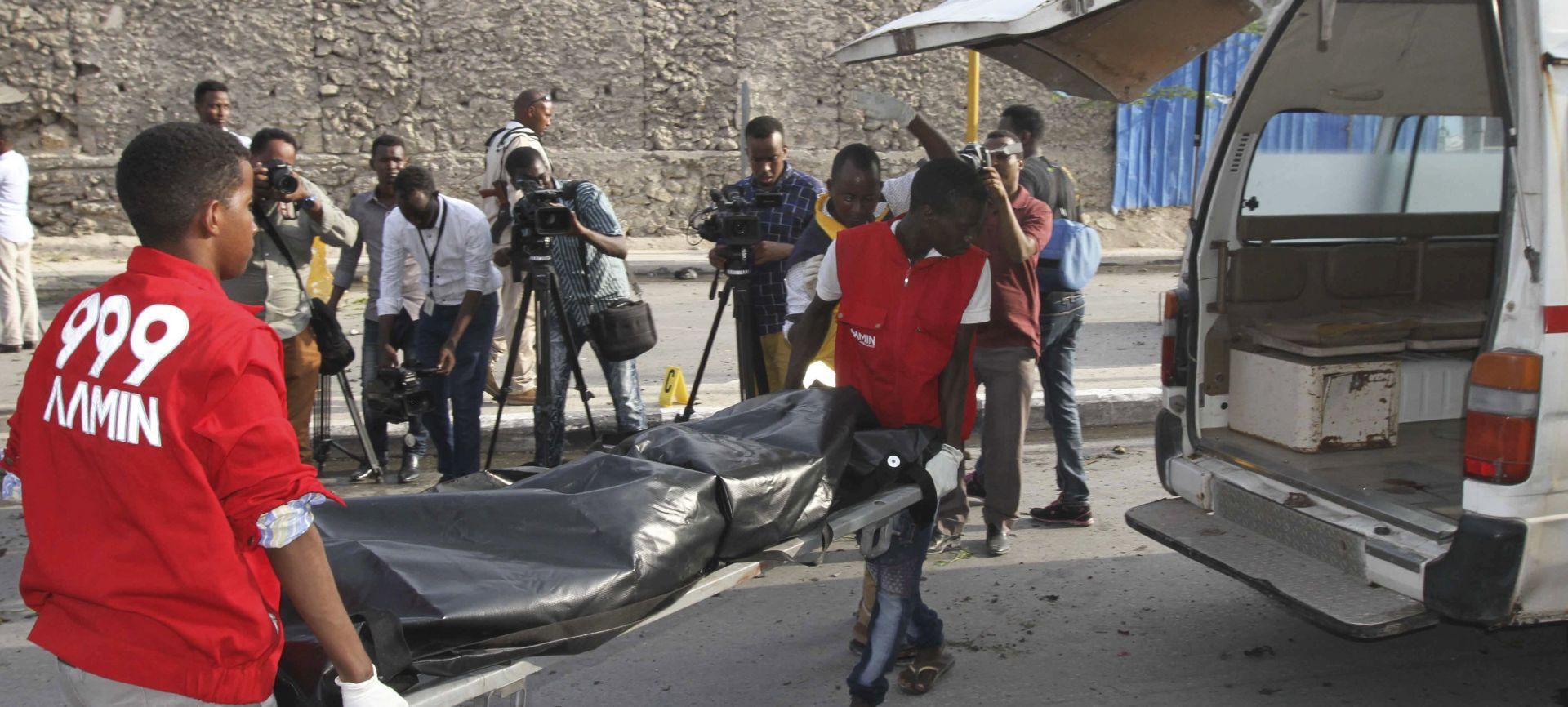 Na nogometnoj utakmici u Somaliji u eksploziji bombe petero poginulih
