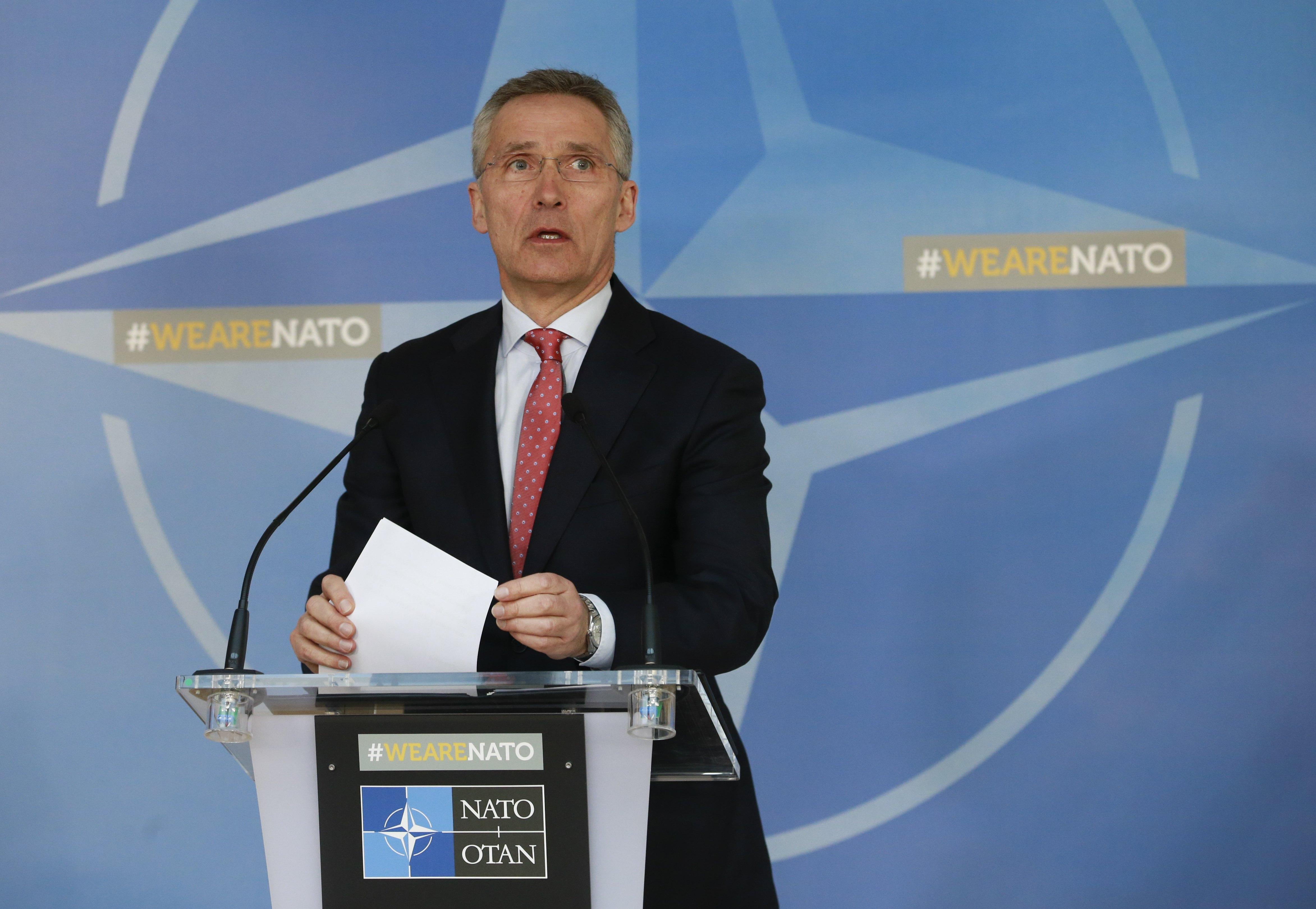 NATO podržao akciju u Siriji