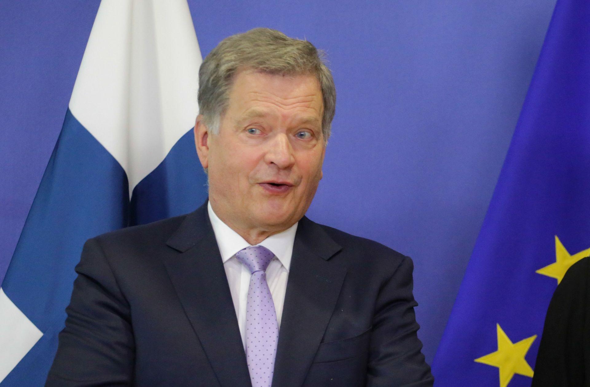 Finski predsjednik sutra dolazi u službeni posjet Hrvatskoj