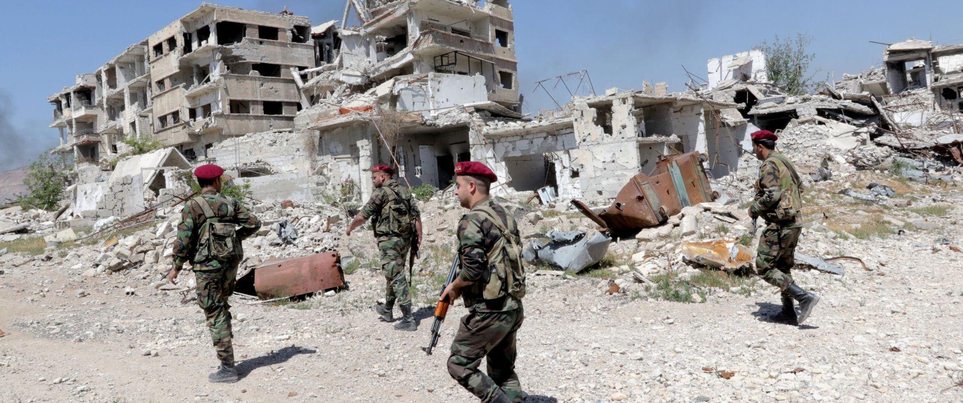 Sirijska vojska u punoj pripravnosti zbog mogućih stranih napada