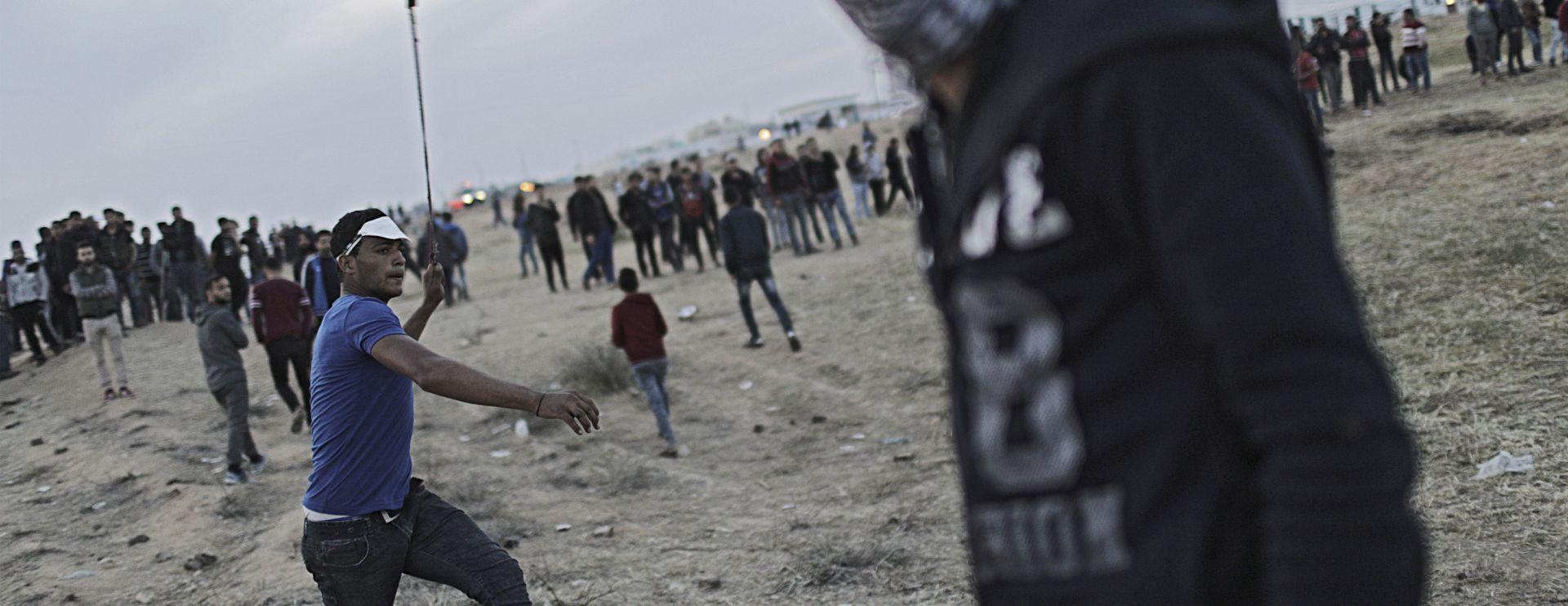 GAZA Pokopano devet Palestinaca, među njima i novinar