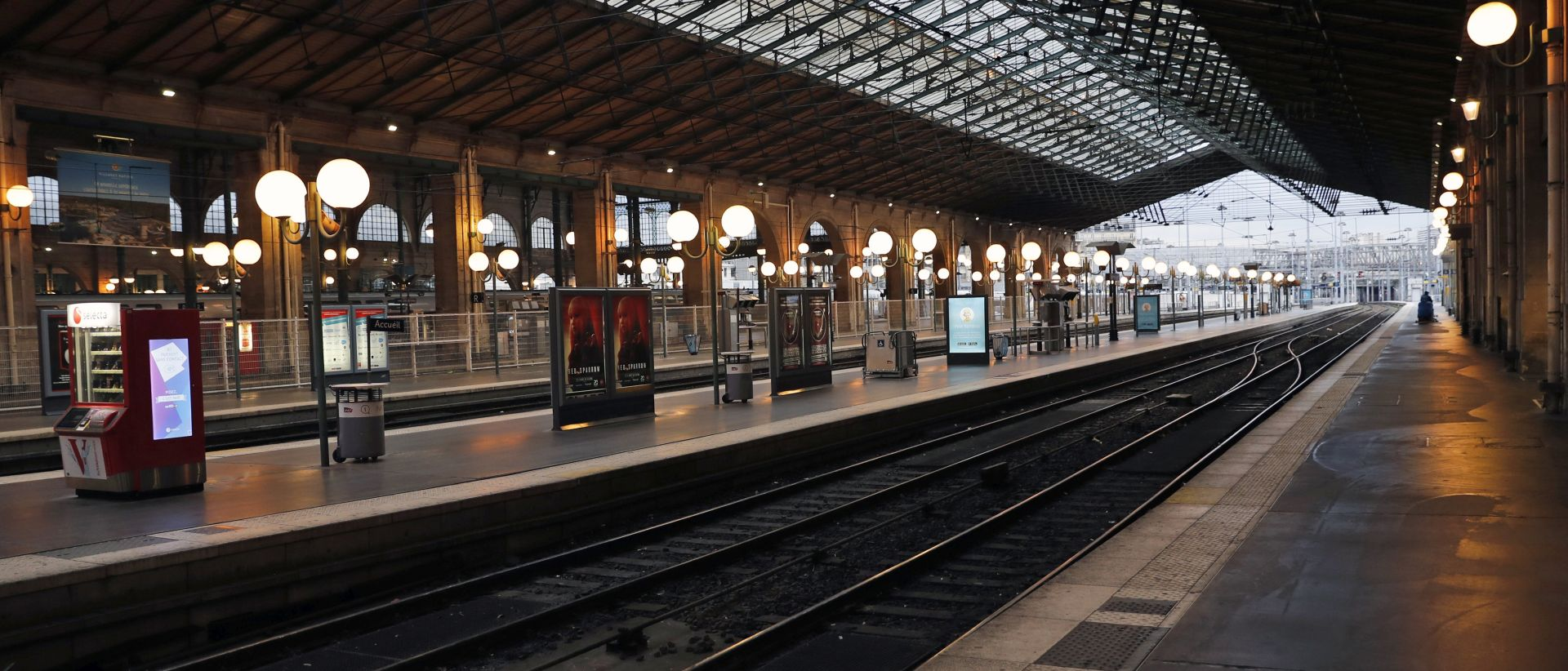Štrajk zaposlenih u francuskim željeznicama