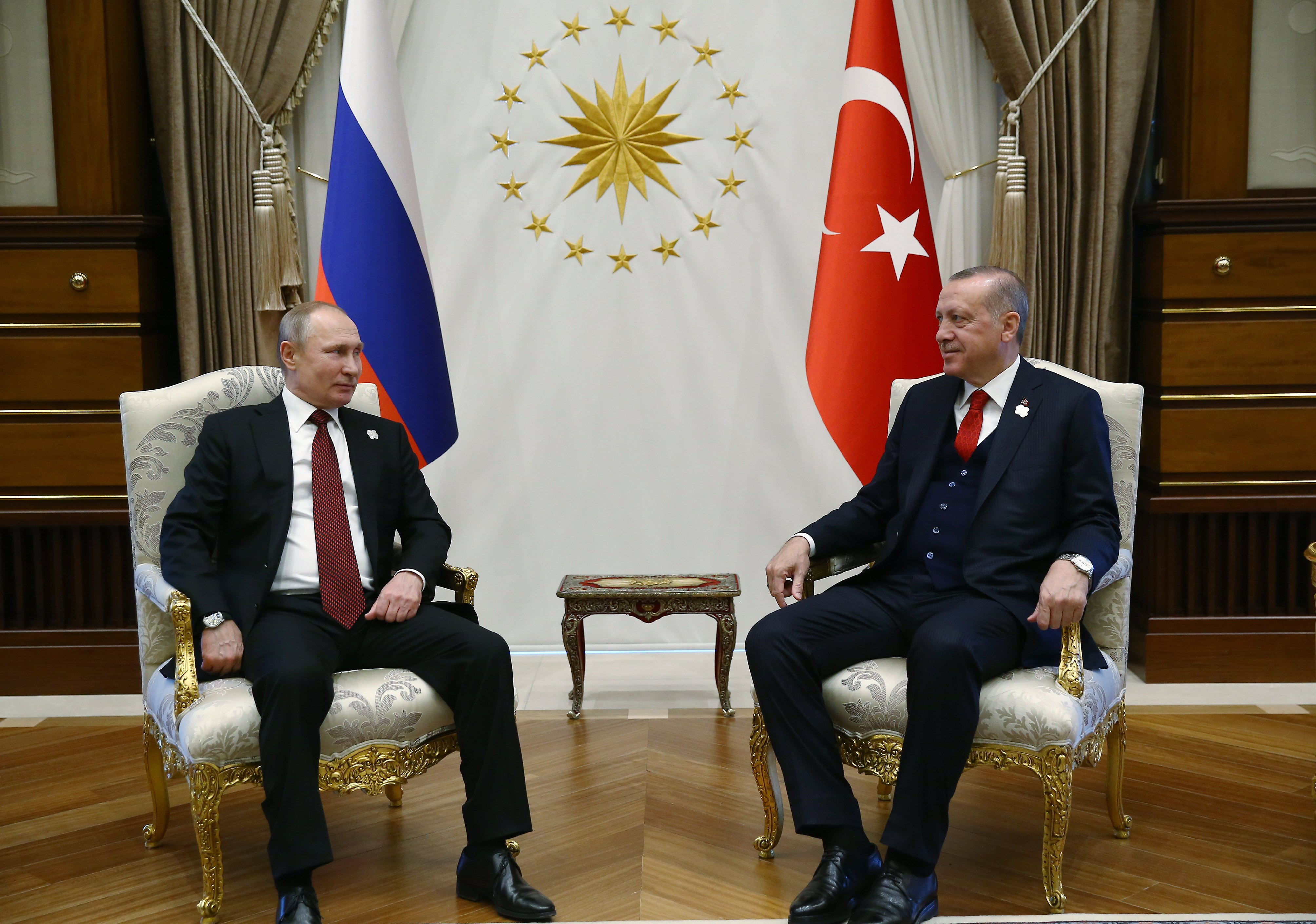 """ERDOGAN: """"Tenzije između SAD-a i Rusije se smiruju"""""""