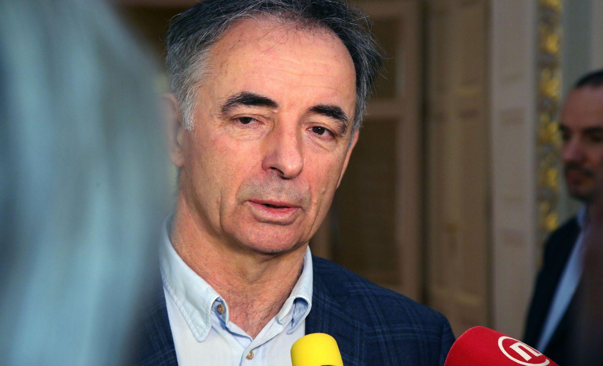 'Koalicija nije ugrožena zbog ERS-a'