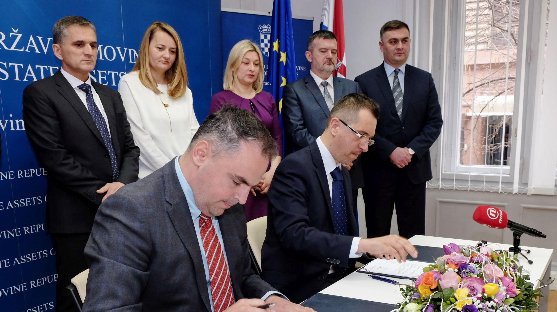 CERP i Valamar potpisali ugovor za Hotele Makarska